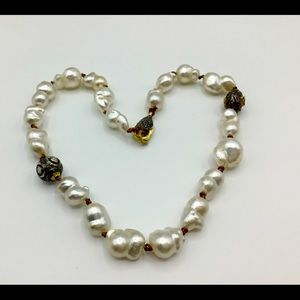 Exotic South Sea Pearl bracelet or choker